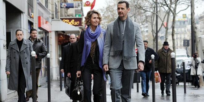 """أول رئيس دولة يبعث بـ""""رسالة"""" إلى الرئيس بشار الأسد وزوجته بعد إصابتهما بـ""""كورونا"""""""