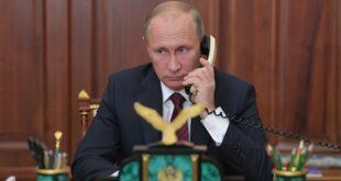 الكرملين: لم تكن هناك اتصالات بين بوتين و الرئيس الأسد خلال الأيام الأخيرة