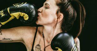 أقوى امرأة في العالم