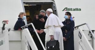 على ماذا تحتوي حقيبة البابا فرانسيس السوداء؟... صور