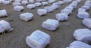 """متجهة إلى بلد عربي... الأمن السوري يحبط عملية تهريب """"حشيش"""" ضخمة... صور"""