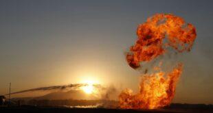 عودة ضخ الغاز في خط الجبسة – الريان بعد إصلاحه