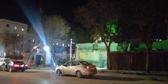 هدم مقهى الحجاز التراثي في دمشق بهدف بناء فندق 5 نجوم