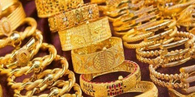 غرام الذهب يعود للارتفاع .. 10 آلاف ليرة سورية دفعة واحدة