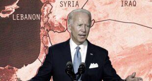 موسكو: هناك ضغوط داخلية على بايدن لشن اعتداء على سوريا