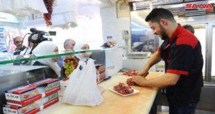 مدير المسالخ في السورية للتجارة