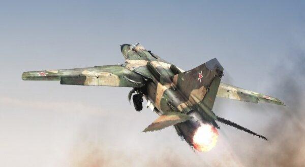 الطيران الحربي يمسح البادية الشرقية حتى الحدود العراقية