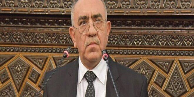 وزير الصناعة يبشر السوريون بتحسين الوضع المعيشي