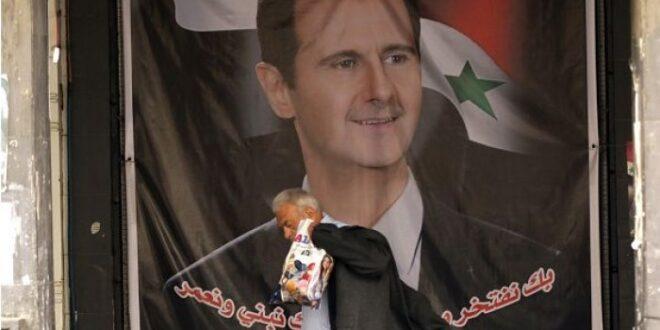 الكرملين: الأسد رئيس شرعي لسوريا ونجهد لدفع التسوية السياسية في البلاد