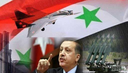 أردوغان: إطلاق الصواريخ الليلة الماضية على الأراضي التركية تم من الجيش السوري وقواتنا ردت عليه