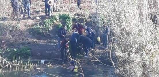انتشال جثة طفل مصاب بـالتوحد من نهر العاصي