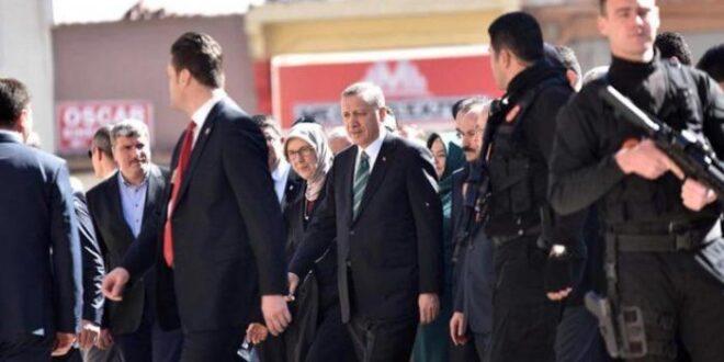 حارس أردوغان الشخصي يقتل نفسه..«لم أستطع تحمل الإهانات»