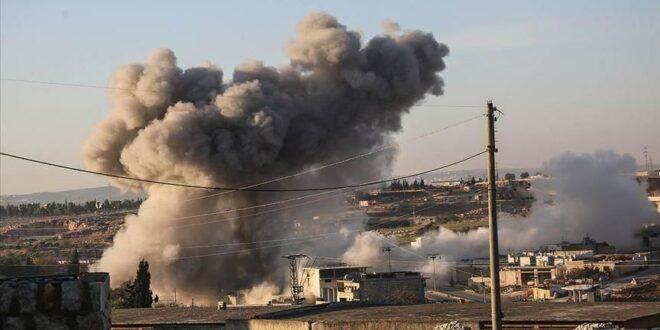 المقاتلات الروسية تشن غارات جويّة على إدلب