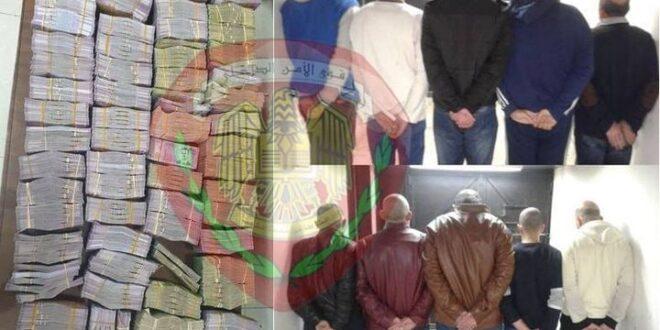 القبض على 10 أشخاص في دمشق يتعاملون بغير الليرة السورية وتحويل الأموال بطريقة غير قانونية