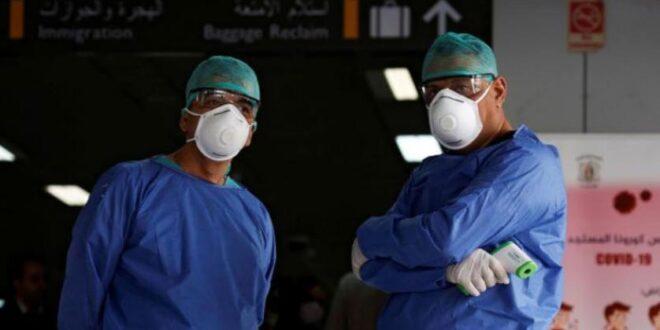 مستشفى طرطوس يستعين بالشرطة لحل خلاف مع عائلة مصابة بالكورونا