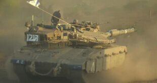 استنفار عسكري ومنشورات إسرائيلية