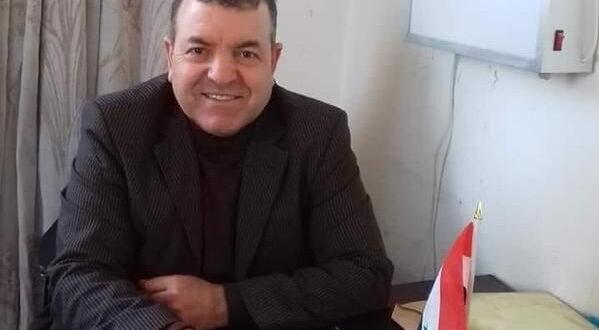 وفاة د. وفيق صبح رئيس دائرة الصحة المدرسية