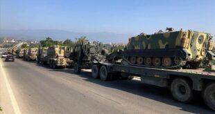 الجيش السوري يستقدم تعزيزات عسكرية ويتقدم نحو غربي درعا