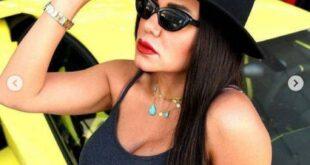 رانيا يوسف تُشعل مواقع التواصل بتاتو على الكتف