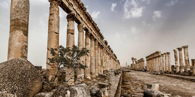 عصابات تهريب الآثار من سوريا استخدمت مسارات خفية