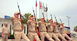 الجيش الروسي في قاعدة حميميم يتسلم جهازا للكشف
