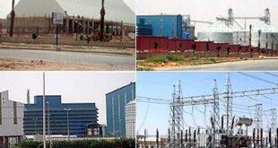حجم الاستثمار في حسياء الصناعية