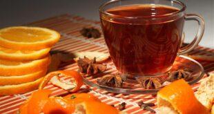 لاترمي قشر البرتقال.. أضفه إلى الشاي