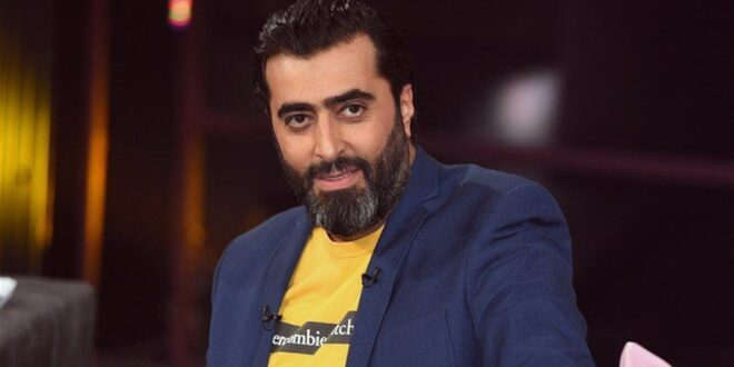 باسم ياخور يحتفل بعيد ميلاد شقيقته وجمالها حديث الجمهور