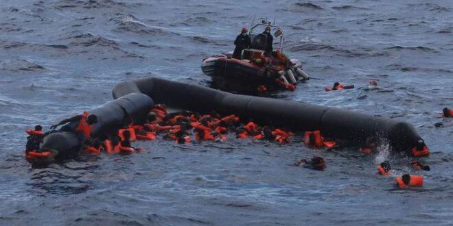 وفاة عشرات المهاجرين بعد غرق مركبين قبالة السواحل التونسية