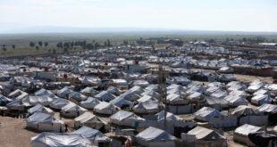 """بعد حريق مدمر .. """"اليونيسيف"""" تحث على إعادة جميع الأطفال من مخيم الهول في سوريا لبلدانهم"""