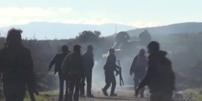 الأمن السوري يضبط أسلحة وذخائر بدرعا جنوب سوريا