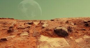 صور جديدة لكوكب المريخ