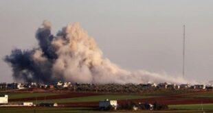 الجيش التركي يقصف قرى في ريف حلب