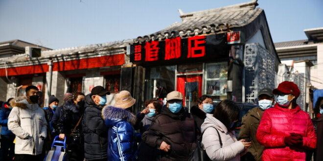 الصين تعلن عن تفشي مرض جديد