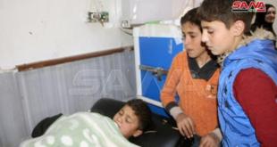 """""""علبة حلاوة"""" تتسبب بمأساة في محافظة درعا بسوريا"""