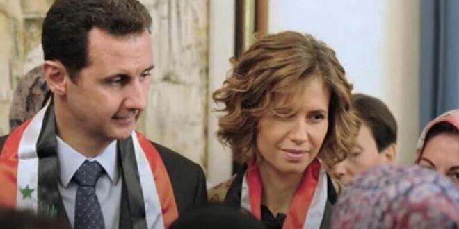 """الكرملين: نأمل ألا يشتد مرض """"كوفيد-19"""" على الرئيس بشار الأسد وزوجته"""