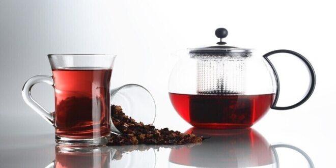 خصائص الشاي الأخضر والأسود
