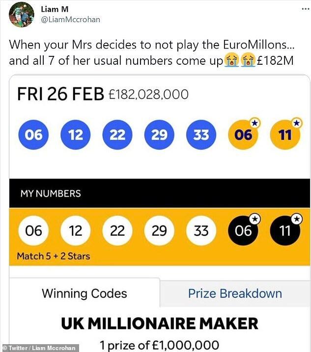 شابة تخسر جائزة بقيمة 250 مليون يورو بسبب خطأ بسيط!