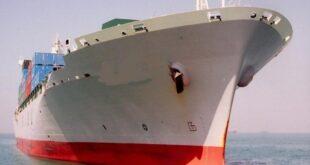 إيران تنشر صور سفينتها التي استهدفت وهي في طريقها الى سوريا