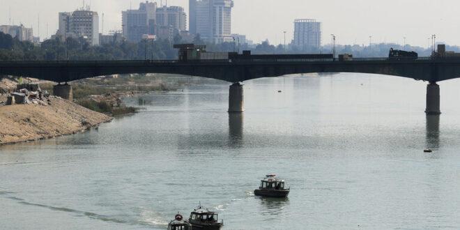 وزير الموارد المائية السوري من بغداد: سنبحث ملف مياه نهري دجلة والفرات