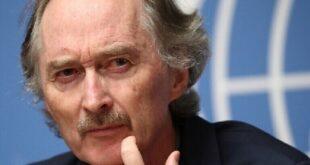 الحل السياسي هو السبيل الوحيد للخروج من الأزمة السورية