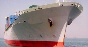 وصول السفينة الإيرانية التي تعرضت للهجوم في طريقها الى سوريا الى ميناء بانياس