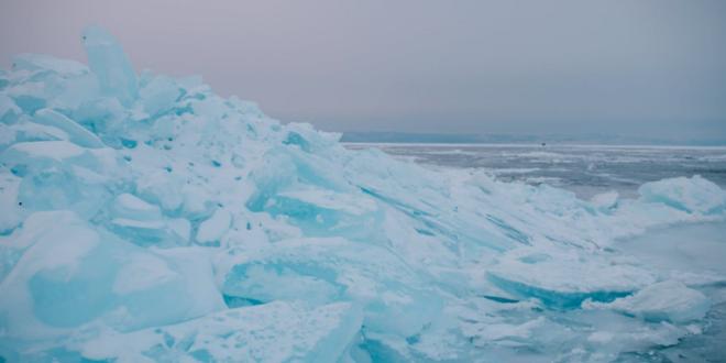 ما تحت الغطاء الجليدي في غرينلاند