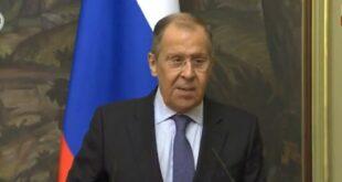 لافروف: مستعدون للعمل بأي صيغة لإنهاء الأزمة السورية
