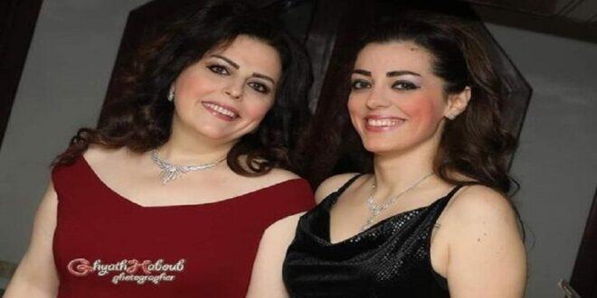 ابنة الفنانة السورية الراحلة ميادة بسيليس
