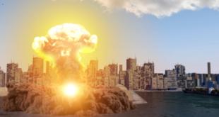 تأثير انفجار بيروت المأساوي على الغلاف الأيوني للأرض