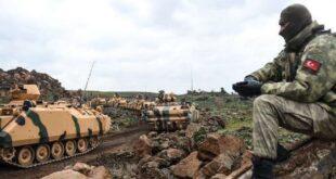 الجيش التركي يُدمّر مواقع للأكراد