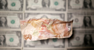 بورصة اسطنبول تعلق عمليات التداول بعد انهيار سعر صرف الليرة