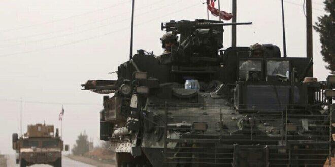سانا: القوات الأمريكية أخرجت 300 صهريج من النفط السوري المسروق إلى العراق
