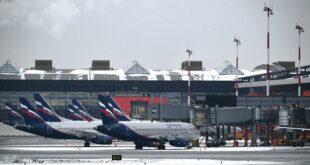 استئناف رحلات الطيران المدني مع سوريا